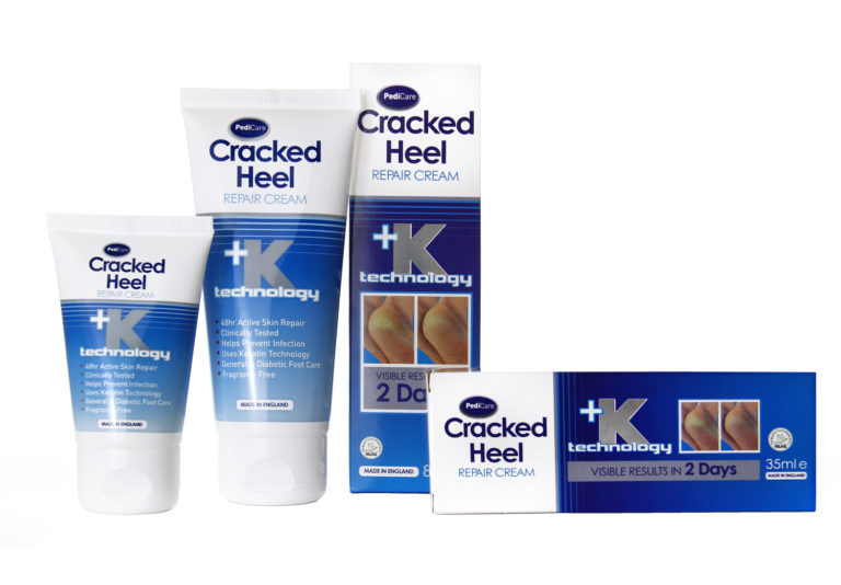 Silkia Pedicare Cracked Heel Repair Creams
